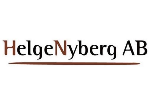 Helge Nyberg logo