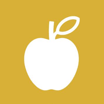 ābols ikona